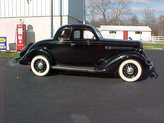 1935 Plymouth PJ 2 door