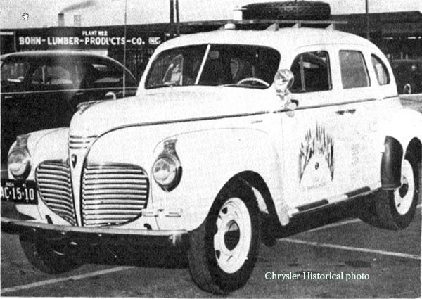 Chrysler Historical Photo